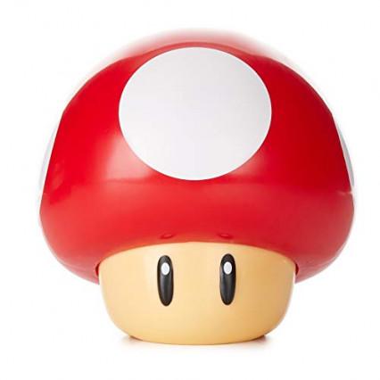 La lampe champignon issue de Mario