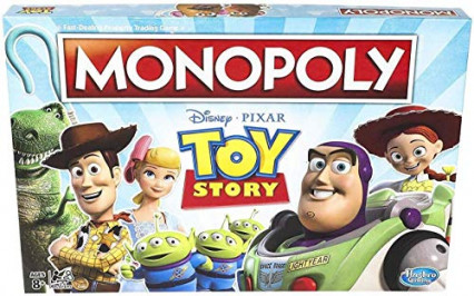 Le Monopoly Toy Story