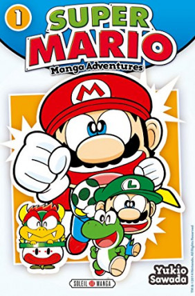Le manga Super Mario Manga Adventures tome 1