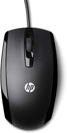 La souris filaire HP X500, une entrée de gamme pour un usage domestique