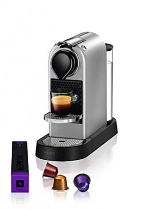 Krups Citiz : la machine à café design