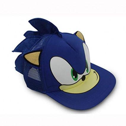 La casquette Sonic le Hérisson, pour choisir son camp
