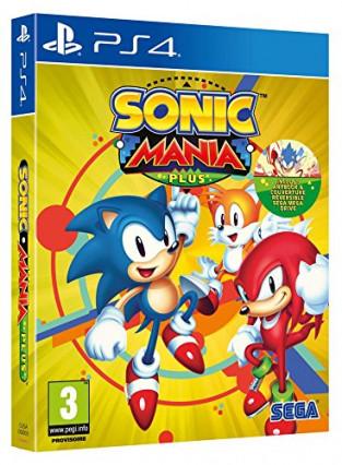 Sonic Mania Plus sur PS4, le dernier jeu Sonic qui rappelle les années 90