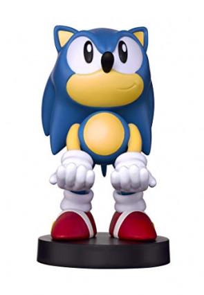 Le cable guy Sonic le Hérisson, pour poser sa manette