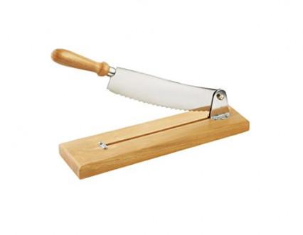 La trancheuse manuelle avec couteau fixe