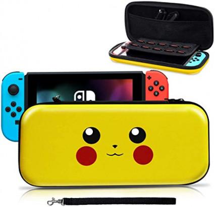 Un étui pour la Nintendo Switch