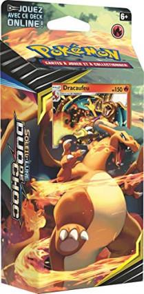 Un starter kit de cartes Pokémon
