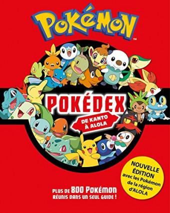 Un Pokédex qui répertorie tous les Pokémon