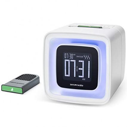 Le Sensorwake 2, pour se réveiller avec le nez