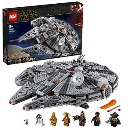 Le LEGO Faucon Millenium, pour les fans
