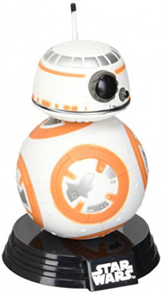 La figurine Funko Pop BB8, le plus mignon de tous les droïdes