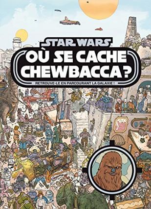Où se cache Chewbacca, la version Star Wars de Où est Charlie ?