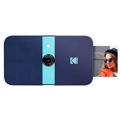 L'appareil photo instantané Kodak Smile, avec écran LCD