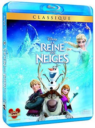 Le Blu-ray de La Reine des Neiges, l'épisode par lequel tout commence