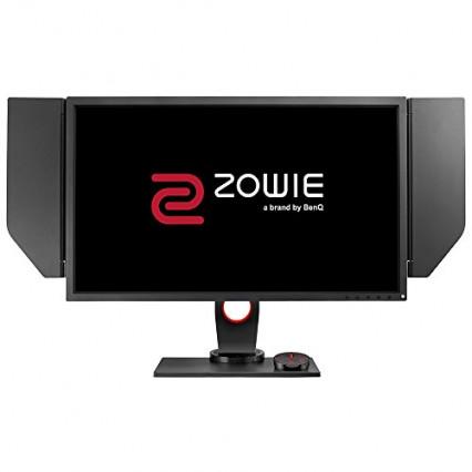 L'écran BenQ Zowie XL2540, avec des volets pour une immersion totale