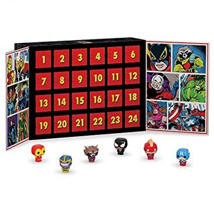 Le calendrier Funko Marvel