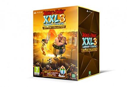 L'édition collector d'Astérix & Obélix XXL 3 : le Menhir du Cristal sur PS4 et Switch