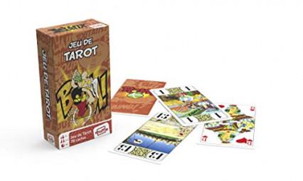 Le jeu de tarot Astérix et Obélix, pour jouer en s'amusant
