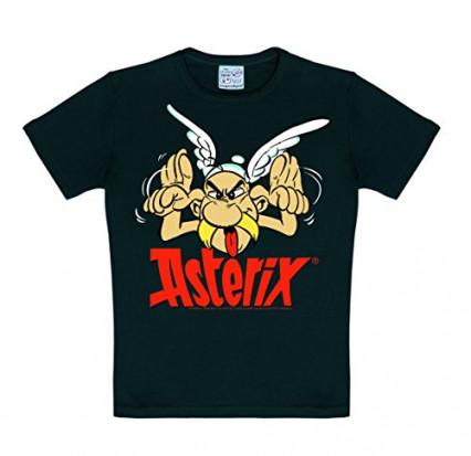 Le t-shirt Astérix moqueur qui nargue les romains