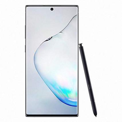 Le Samsung Galaxy Note 10+, livré avec son petit stylet