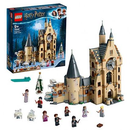 Lego Harry Potter, la tour de l'horloge de Poudlard