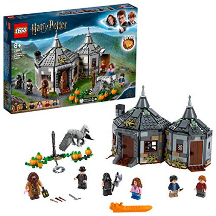 Lego Harry Potter, la cabane d'Hagrid