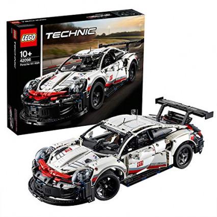 Lego Technics, la Porsche 911 RSR