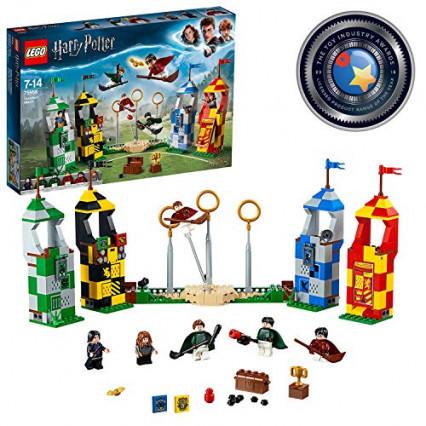 Lego Harry Potter, le match de Quidditch