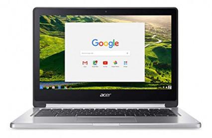 Acer Chromebook CB5-312T et son écran pivotant et tactile