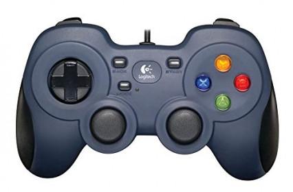 La manette PC Logitech F310 S, pour jouer au PC comme sur console
