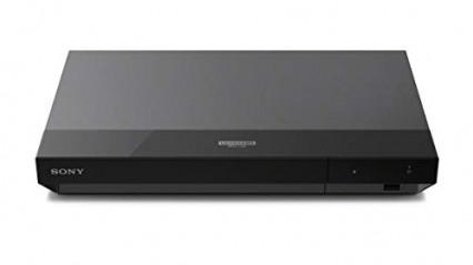 Le lecteur Blu-ray 4K Sony UBP-X500