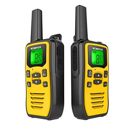 Talkies-walkies professionnel Komvox