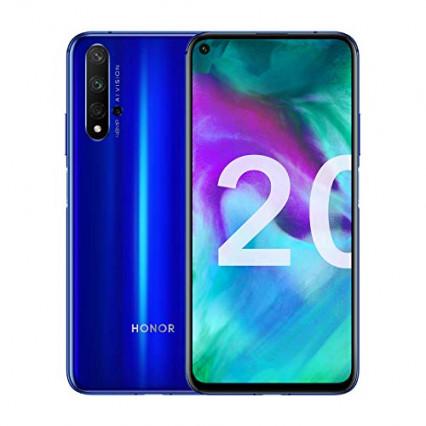 Smartphone Honor 20 Bleu Saphir