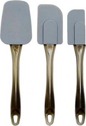 Des spatules à pâtisserie