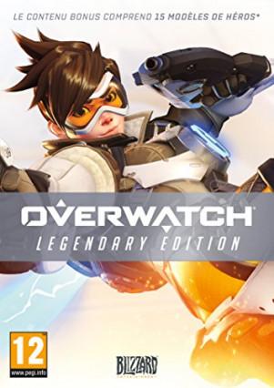 Code de téléchargement PC pour Overwatch Legendary Edition
