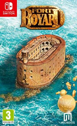 Le jeu vidéo Fort Boyard