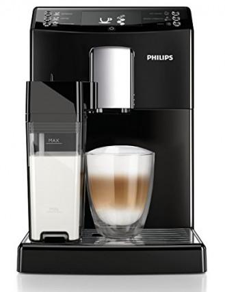 La cafetière automatique à mousseur à lait