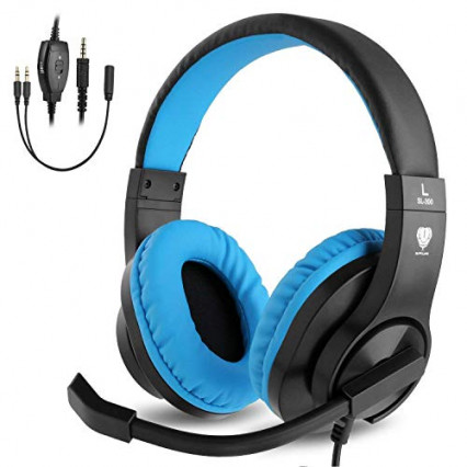 Le casque gaming BlueFire SL-300