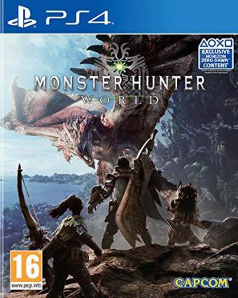 Monster Hunter World, la chasse aux monstres sur PS4 et Xbox One