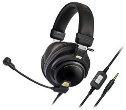 Le casque gaming Audio-Technica ATH-PG1