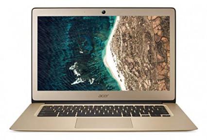 Le Chromebook Acer CB3-431-C01X, pour faire de la bureautique
