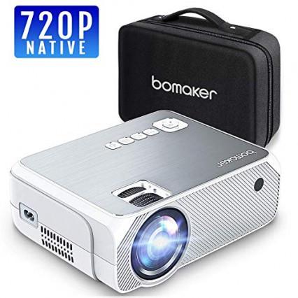 Le projecteur Bomaker 3600 Lumens