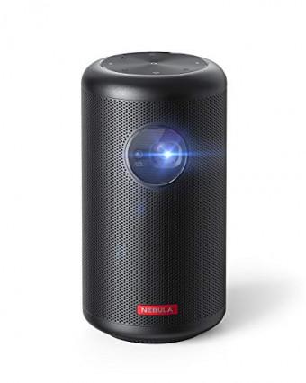 Le vidéoprojecteur cylindrique Anker Nebula Capsule Max