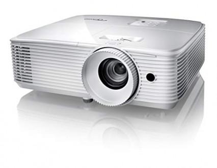 Le vidéoprojecteur Optoma HD27e, le home cinéma à la maison