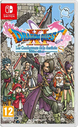 Dragon Quest XI: les combattants de la destinée sur Switch, le RPG épique