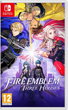Fire Emblem : Three Houses sur Switch, le RPG tactique touffu