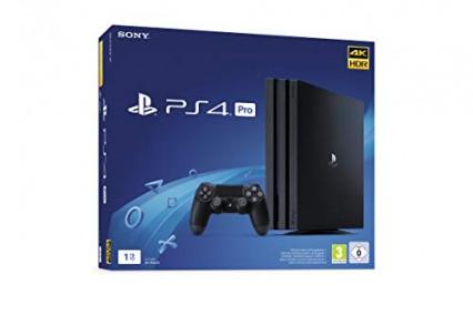La PlayStation 4 Pro de Sony, l'aventure en 4K