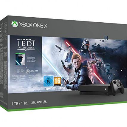 La Xbox One X, le fleuron 4K de Microsoft
