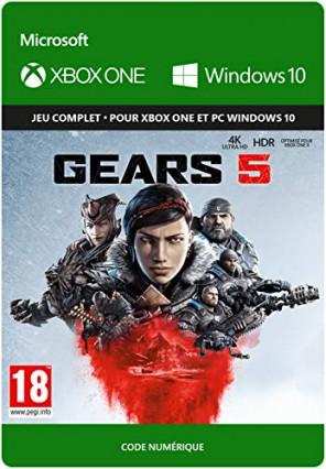 Gears 5, le gros jeu d'action de la Xbox