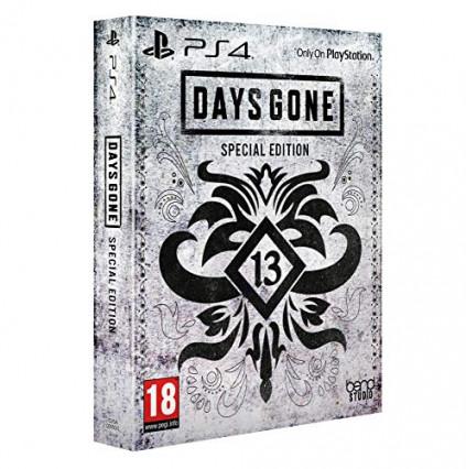 Days Gone, le jeu de survie avec des hordes de zombies